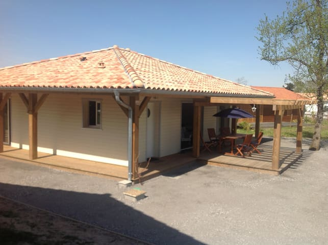 Villa de vacances à Lit et Mixe - Lit-et-Mixe - Huis