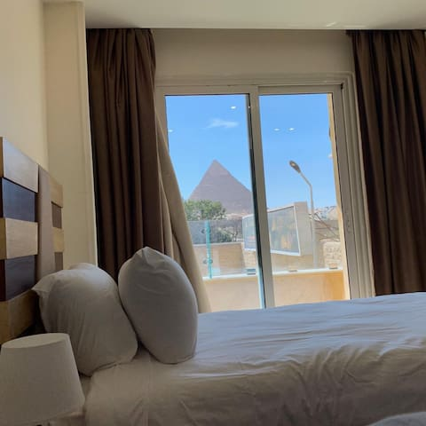 Giza Pyramids View Inn