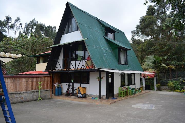 Casa Chalet Finca el Duraznal Granada Cundinamarca