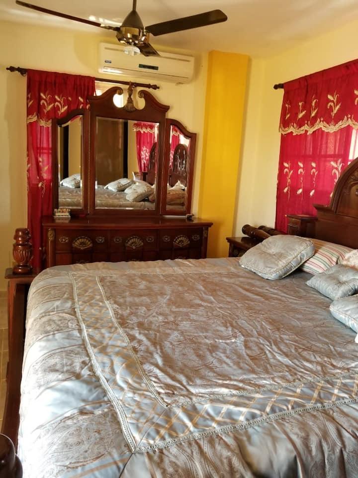 Perfect Bedroom for 2/ Habitación Perfecta para 2