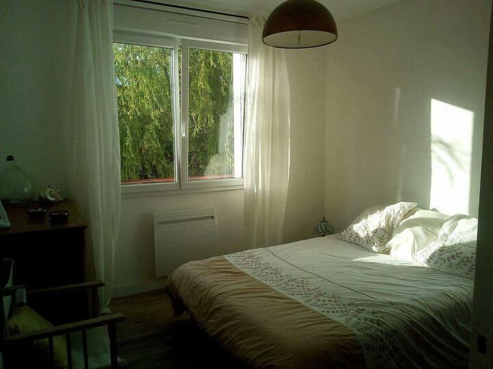 Chambre dans maison lumineuse !