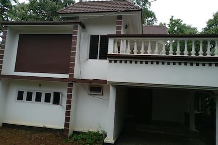 Manjikad House