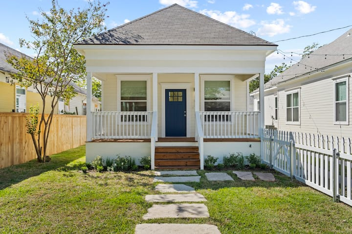 The Shotgun House on 10th - Close to Everything