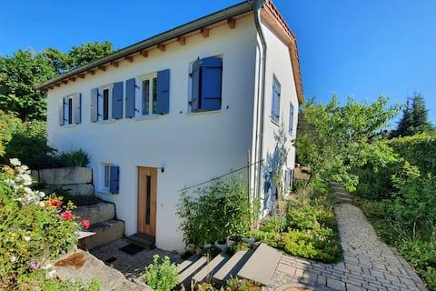 Vrhunsko moderno odmaralište u blizini Regensburga
