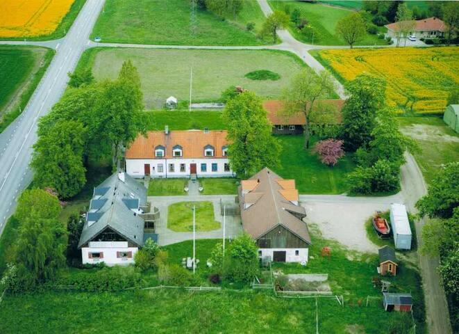 Swedish Estate Getaway
