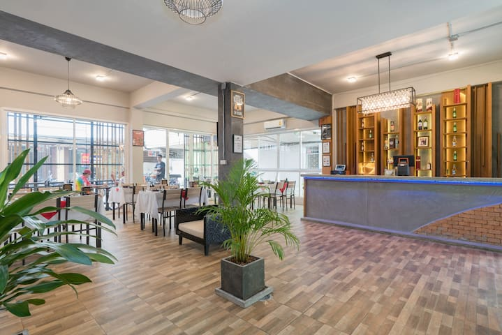 ☼#I 5 Connect-Rooms AC/BR, Beach n'Nightlife 5 mn☼