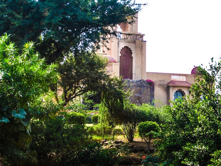 Dera Aravali -Nature Home 25 Km from Gurgaon