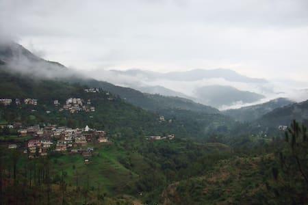 A heaven in the hills - Solan - Ház