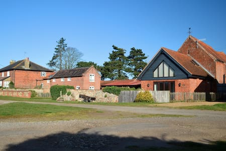 The Forge at Croft Farm, Snape - 萨福克 - 度假屋