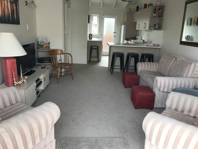 City apartment - walk everywhere!
