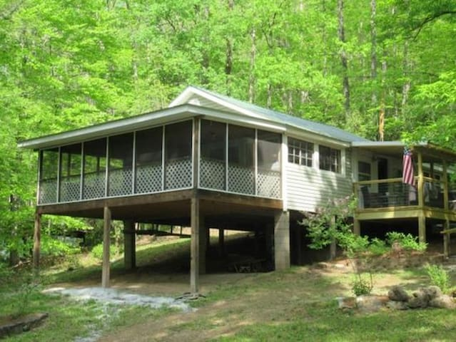 Saluda River Retreat