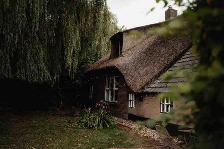 Mooie rustige woonboerderij
