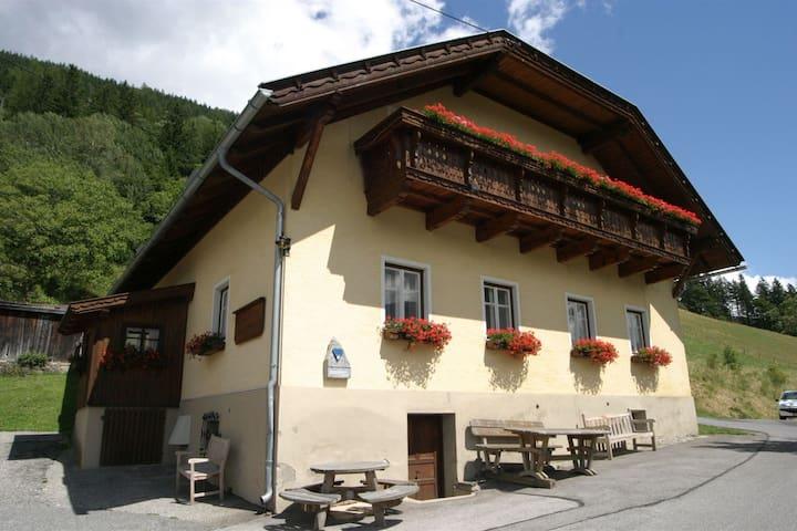 Großzügiges Ferienhaus in Pfaffenberg mit Garten