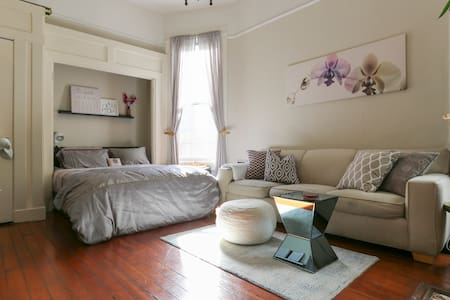 Cute Pacific Height's Studio for 3 - San Francisco - Apartment
