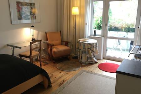 Zimmerapartement mit Balkon - Osnabrück