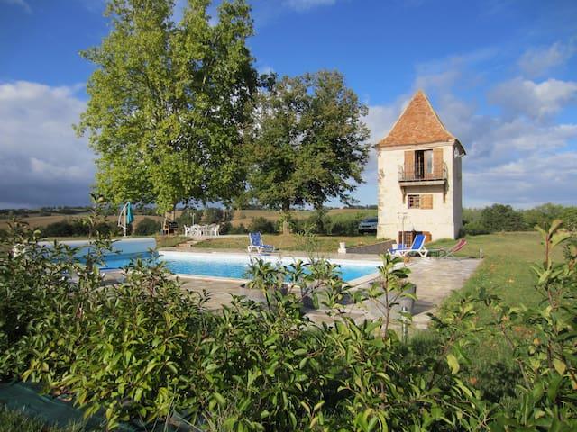 Pigeonnier de Tivoli, Castelmoron-sur-Lot - Castelmoron-sur-Lot - Σπίτι