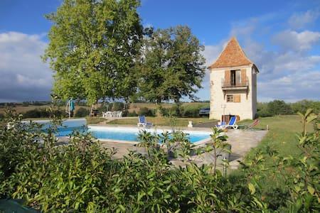 Pigeonnier de Tivoli, Castelmoron-sur-Lot - Castelmoron-sur-Lot - 獨棟