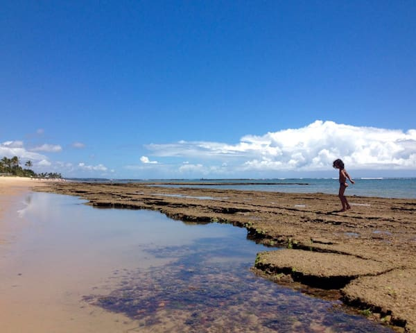 Loft charmoso Arraial D'ajuda próximo a praia