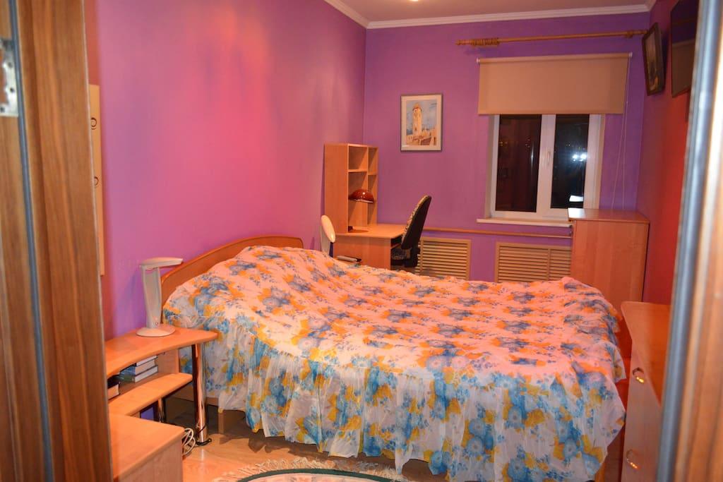 Спальня 2й этаж