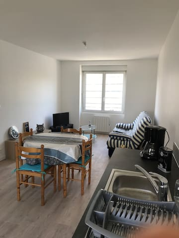 Appartement T2 hyper centre Lorient