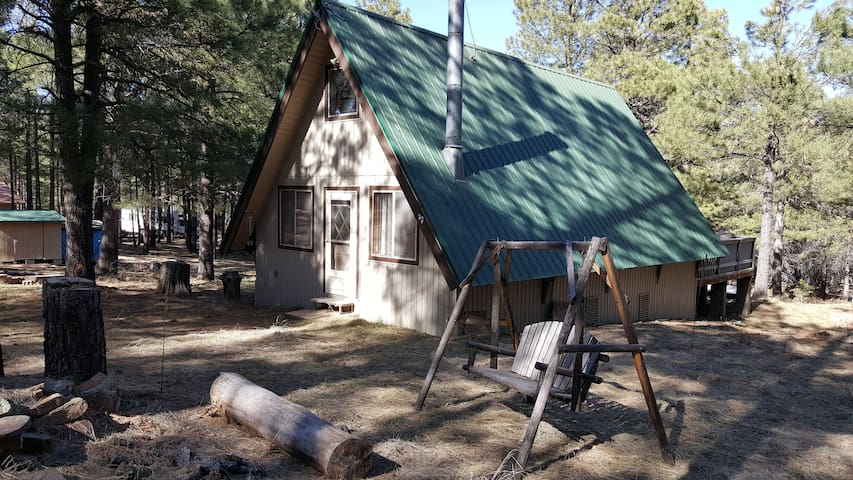 Mogollon Mountain Cabin