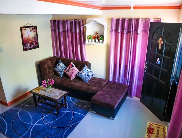 Free Pickup! 2BR House near San Juanico Bridge
