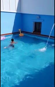 F3 avec piscine extérieure  - Jijel
