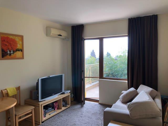 Frances Apartment