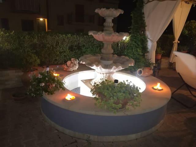 B&B Ninni a Castelbuono(stanza Ginevra)