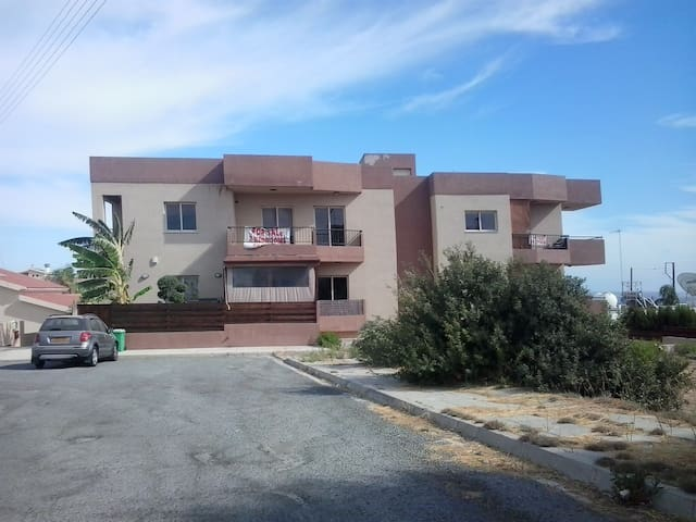 1 bed luxury apartment Curium seaviews in Episkopi - Episkopi - Apartmen