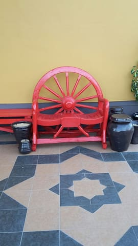 Red Wheel Guest House at wakaf che yeh Kota Bharu