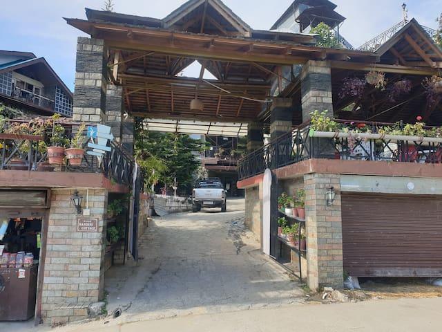 Nandini cottage royals nest rooms