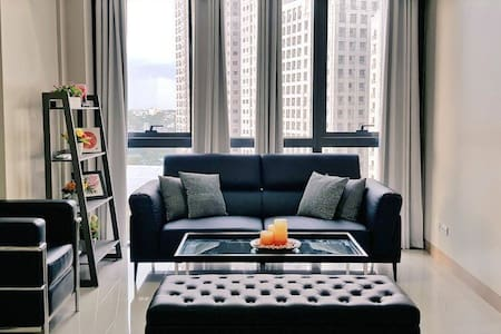 Homelike 1BR One Eastwood (closed due to covid19)