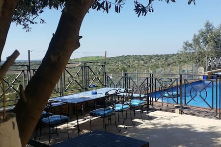 Villa kosher pool near Jerusalem ! - Aderet - Villa