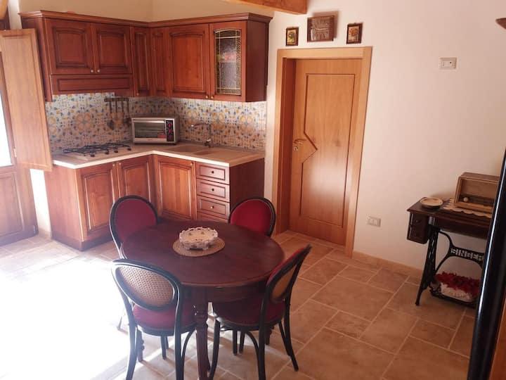 lovely loft flat in the heart of Nardò