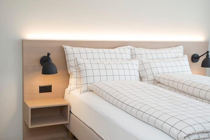 Longstay Zimmer im 4 Sterne Hotel mit Restaurant