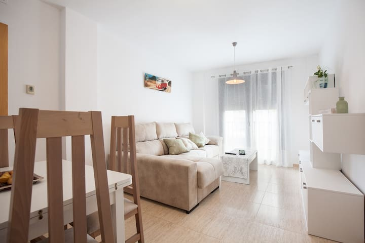 Sunny new flat next to the beach! - Roquetas de Mar