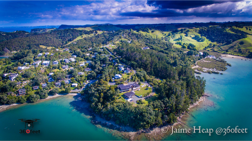 Jamieson Bay Retreat - Mahurangi West