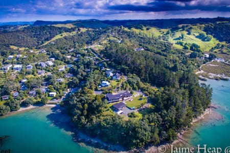 Jamieson Bay Retreat - Mahurangi West - Dom