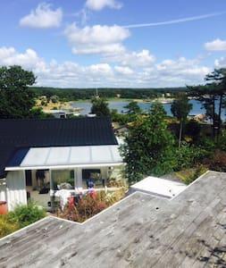 Havsnära sommarhus i Espevik! - Espevik