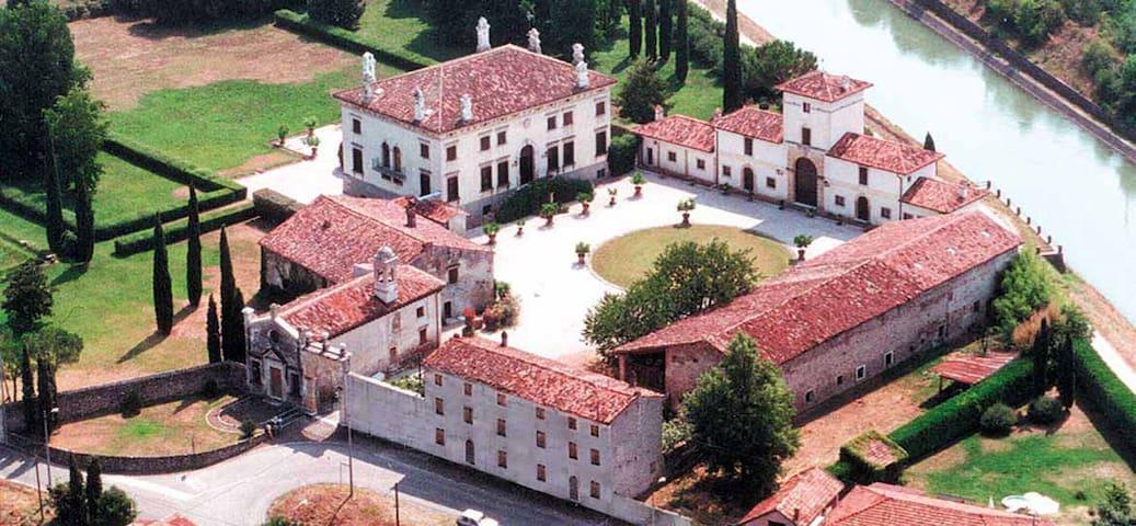 piano terra ( villa d'arco apartment in verona )