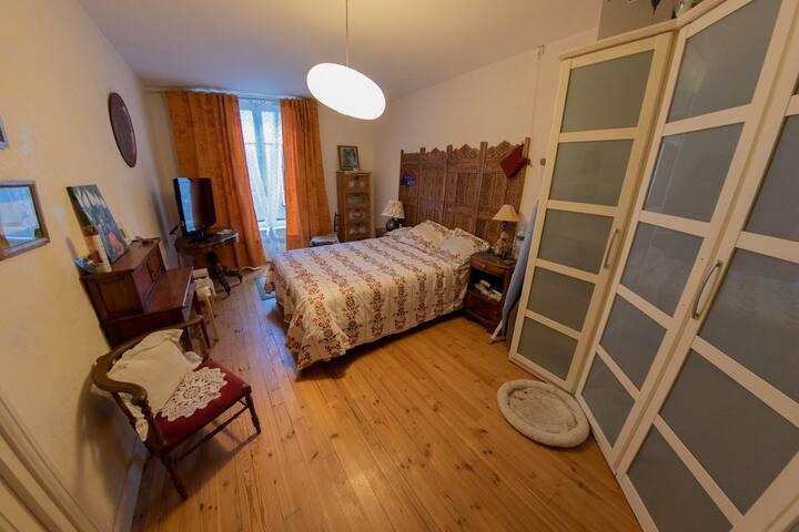 Une chambre privée