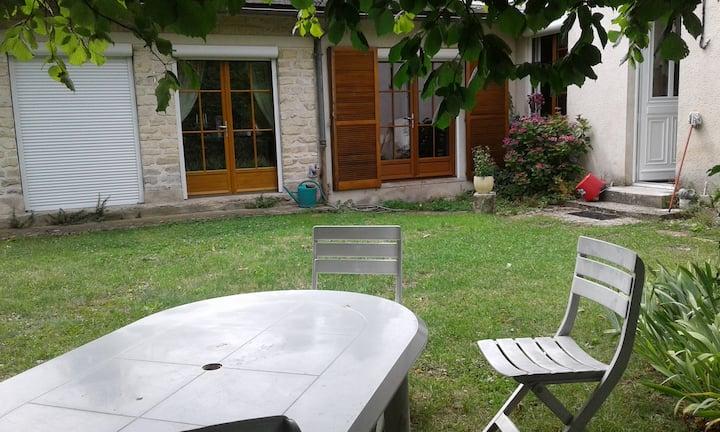 Chambres à louer à Vineuil-Saint-Firmin chantilly