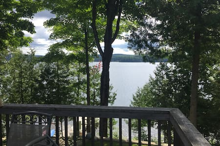 Beautiful 3 room lake front cottage - Kearney