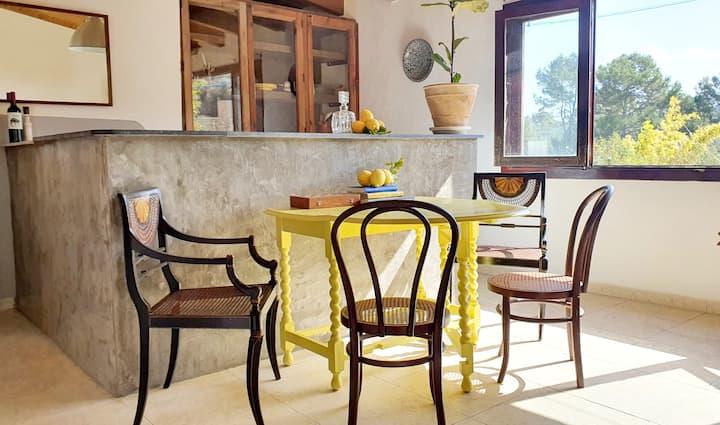 Finca s'Almudaina farmstay/apartment 2p ♡ETV1135