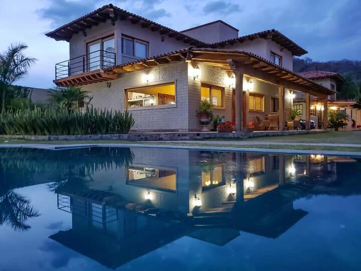 Villa de lujo en Yerbabuena