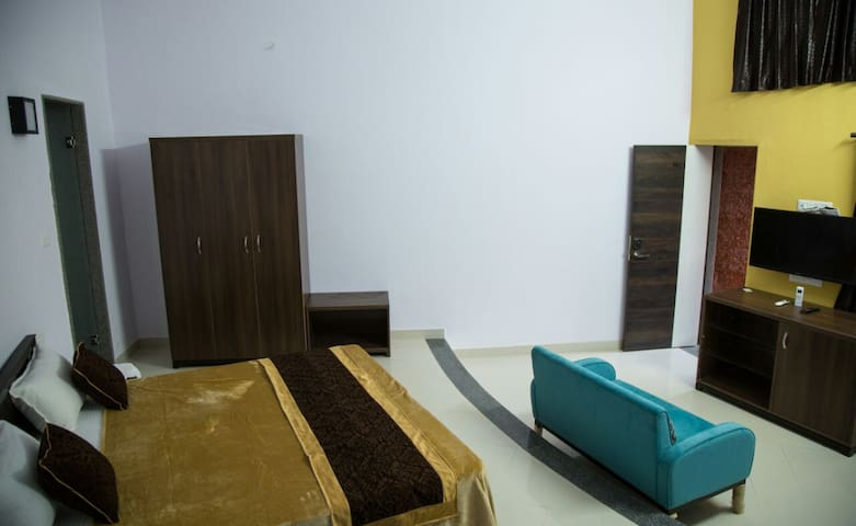 arthigamya - Gokarna - Apartemen