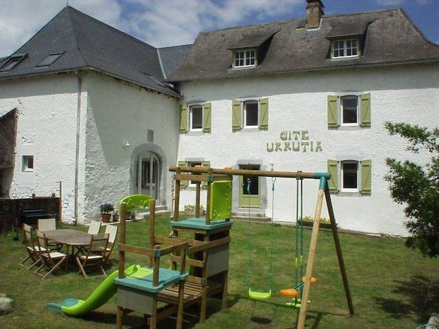Gite Urrutia - Aquitaine - House