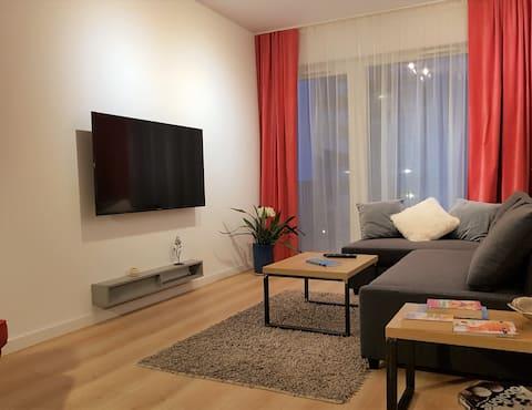 Detalhes para Apartamento Galeria Młociny