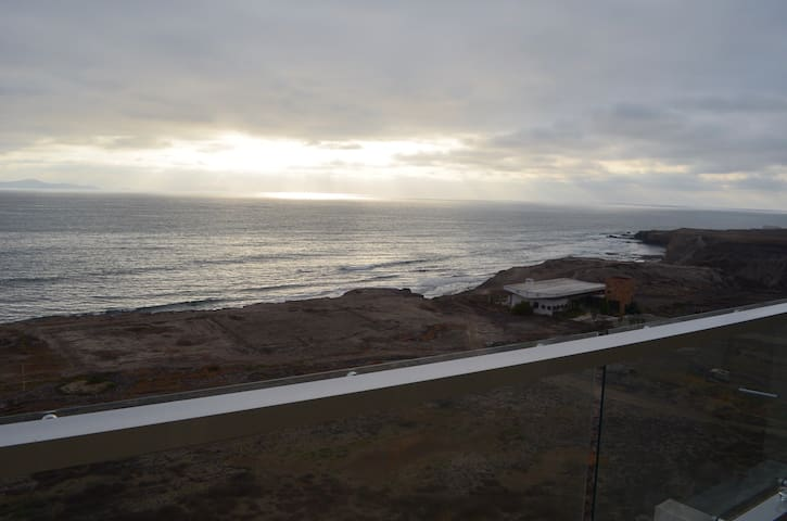 Real Del Mar, Spectacular view of the ocean